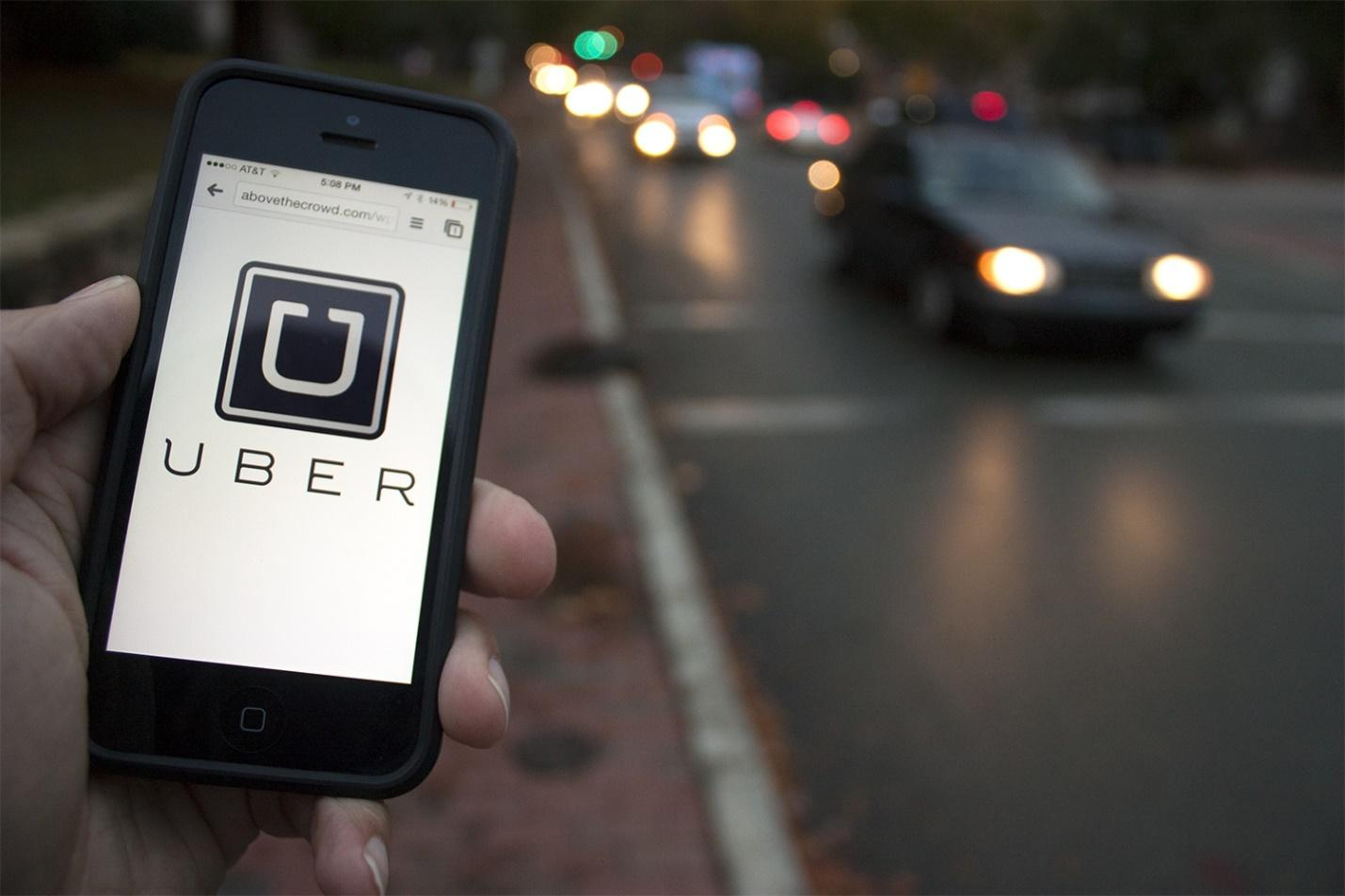 The Uberization of Uber; Staying on Top