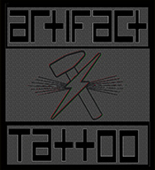 Artifact Tattoo Logo