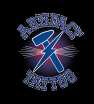 Artifact Tattoo Retina Logo
